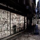 Street Cleaner by Philip  Rogan