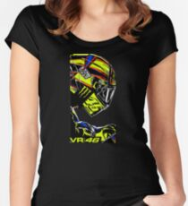 VR Women's Fitted Scoop T-Shirt