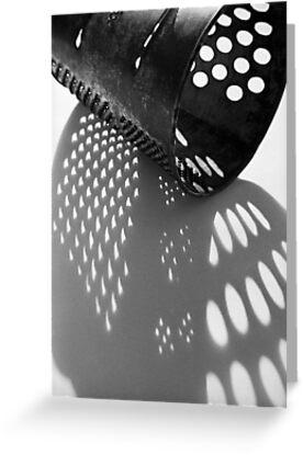 grater by Janine Paris