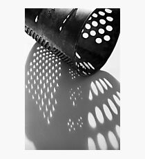 grater Photographic Print