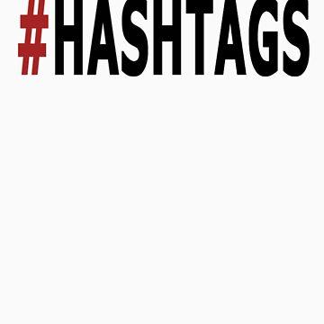 Twitter Hashtag by Wanglepop