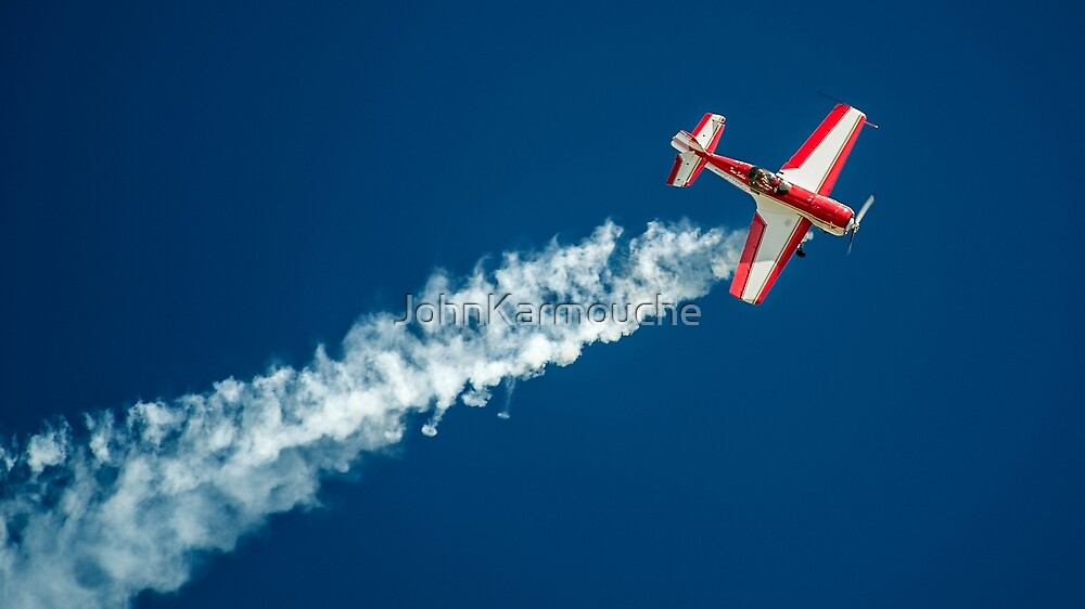 The Stunt Pilot by JohnKarmouche