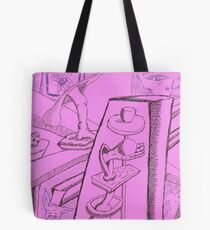 monumental absurdity Tote Bag