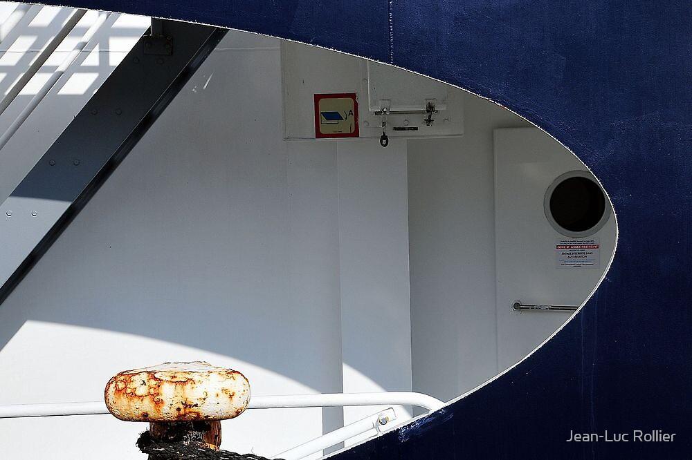 Brest - Great White Shark. by Jean-Luc Rollier