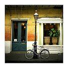 Silver Bike  by Sandra Russell