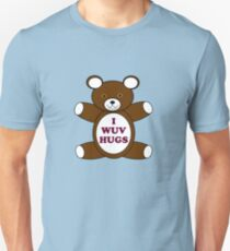 Supernatural 'I Wuv Hugs' Unisex T-Shirt