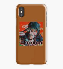Sly Pilot by Drenco iPhone Case/Skin