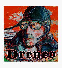 Sly Pilot by Drenco Photographic Print