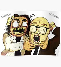 Richie And Eddie Poster