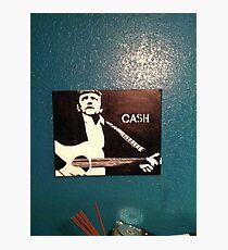 Jonny Cash Photographic Print