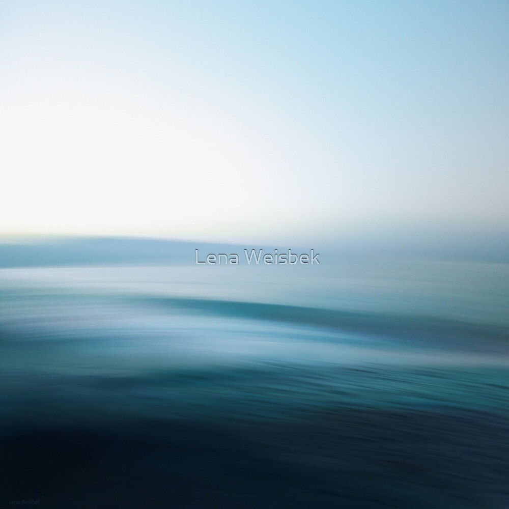 Perfect Day at Sea by Lena Weisbek