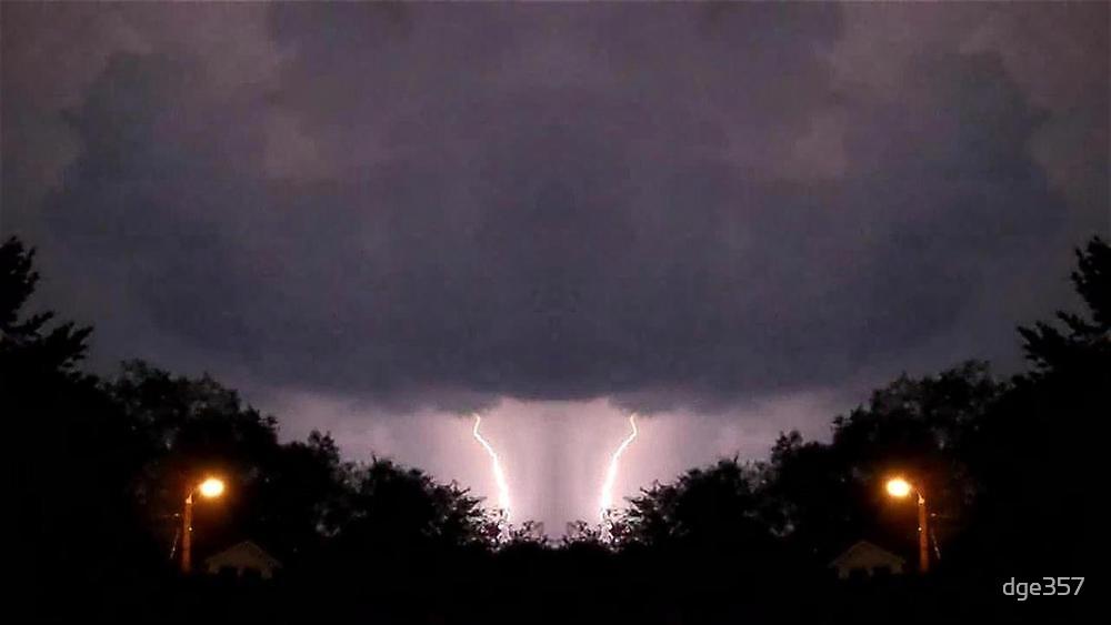 Lightning Art 17 by dge357