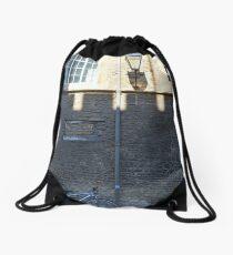 Merton Street, Oxford, UK Drawstring Bag