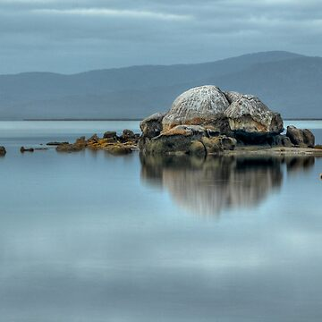 Rocks and Buoy by PeterH