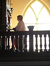 choral evensong with female organist by shireengol