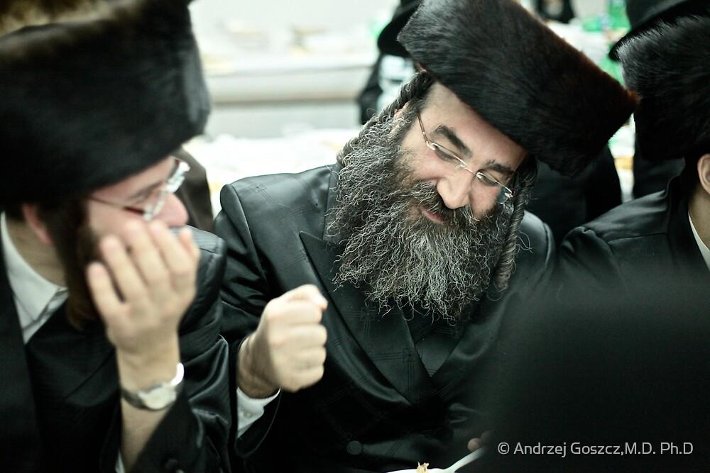 Shabbat Faces . Harcikn Dank ! A dank  ojch zejer! .Leżajsk. ### 130 ### , by Andrew Brown Sugar  by © Andrzej Goszcz,M.D. Ph.D