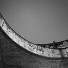 Bridge Curve #3 by Paul Politis