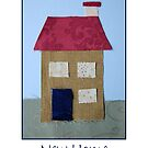 New Home card by Gillian Cross