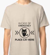 Emergency cat Classic T-Shirt
