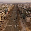 Champs-Élysées by Michael Stocks