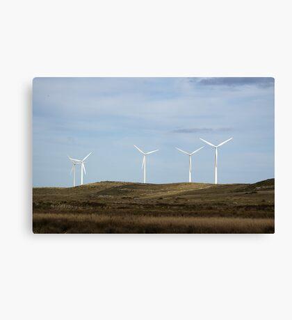 Wind Farm Canvas Print