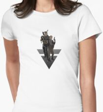 Anonymous 2012  T shirt 2 Womens Fitted T-Shirt