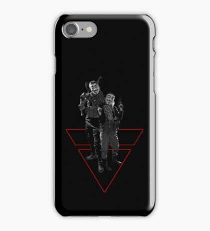 Anonymous 2012 3 iPhone Case/Skin
