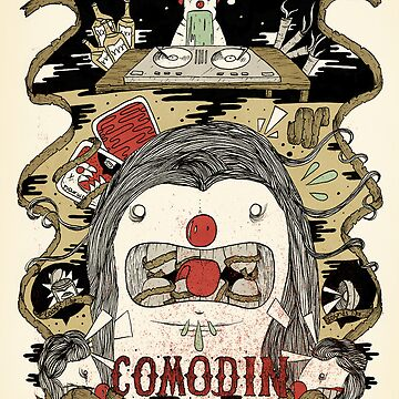 Comodin - Official Merchandise by KNIGHTMARE