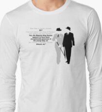 Bertie Wooster Long Sleeve T-Shirt
