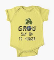 Say No To Hunger One Piece - Short Sleeve