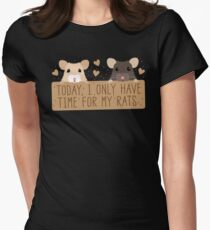 Today, I only have time for my RATS T-Shirt