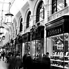 Royal Arcade Norwich by stephen denton