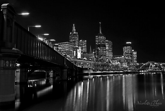 MELBOURNE  by Nicoletté Thain Photography