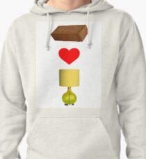Brick Loves Lamp Pullover Hoodie
