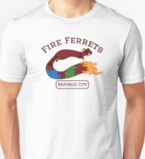 Republic City Fire Ferrets (Pro-bending) T-Shirt
