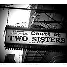 Court Of Two Sisters by Sandra Russell