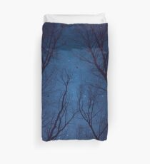 I Have Loved the Stars too Fondly Duvet Cover