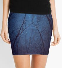 I Have Loved the Stars too Fondly Mini Skirt