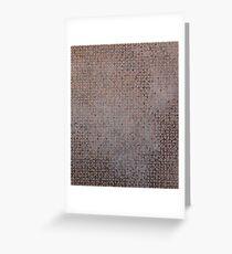 Pixel #3 Greeting Card