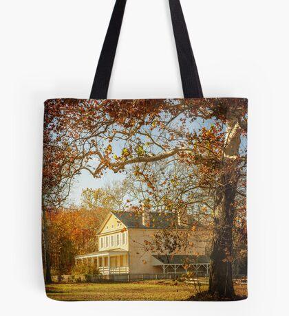 Atsion Mansion Tote Bag