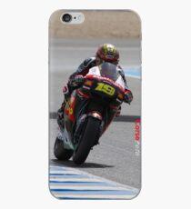Alvaro Bautista in Jerez 2012 iPhone Case