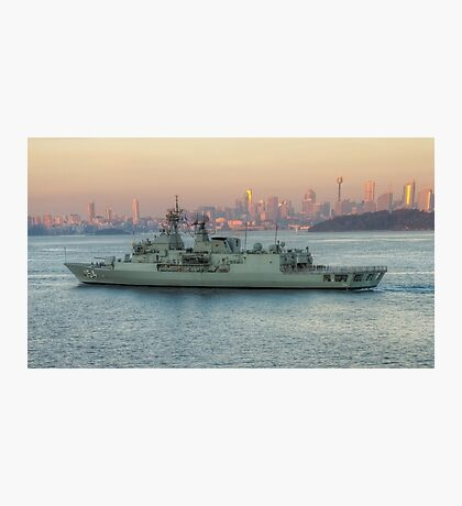 A Dawn Homecoming Photographic Print