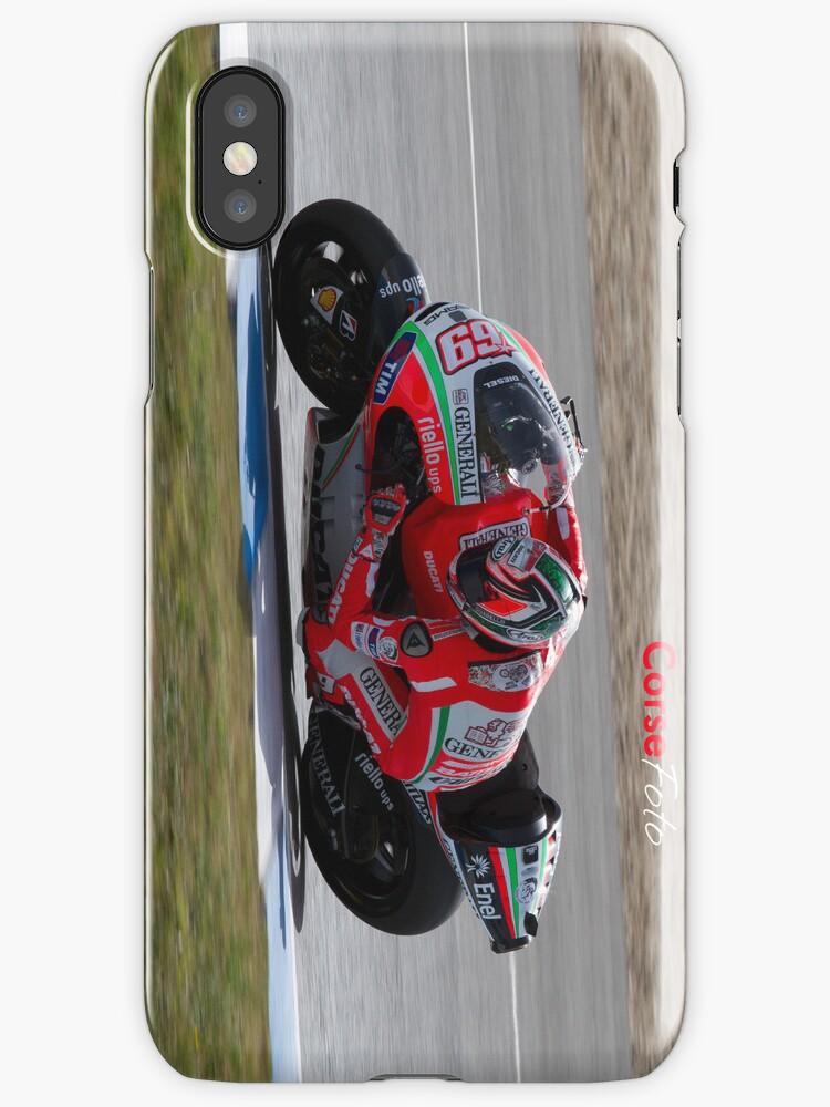 Nicky Hayden in Jerez 2012 by corsefoto