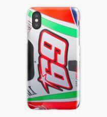 Nicky Hayden's bike iPhone Case/Skin