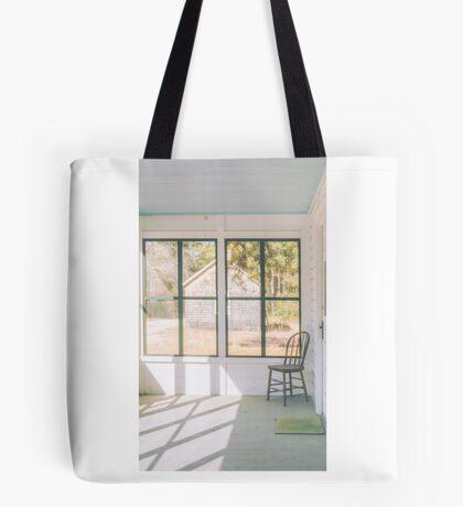 Whitesbog Village Porch Tote Bag