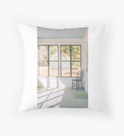 Whitesbog Village Porch Throw Pillow