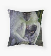 Indi & Easter Throw Pillow