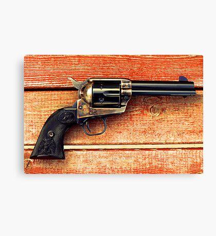 Colt 45 Canvas Print
