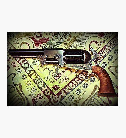 Colt 2nd Model Dragoon Photographic Print