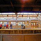platform, newark series by mikepaulhamus